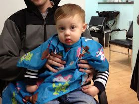 Naptime Tales: First Haircuts and Cute Hairstyles for Toddler Boys
