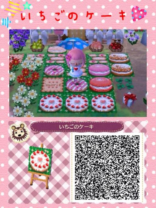 QR codes - (page 8) - Animal Crossing new leaf ✩