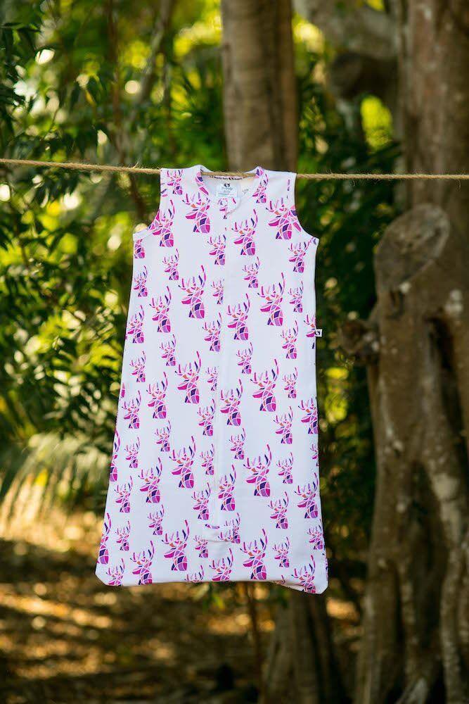 Bespoke Baby 100% Cotton Sleeping Bags