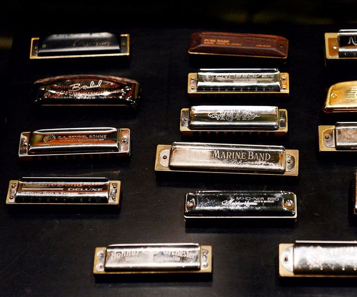 50 Awesome Blues Riffs | Learn to play Harmonica ...