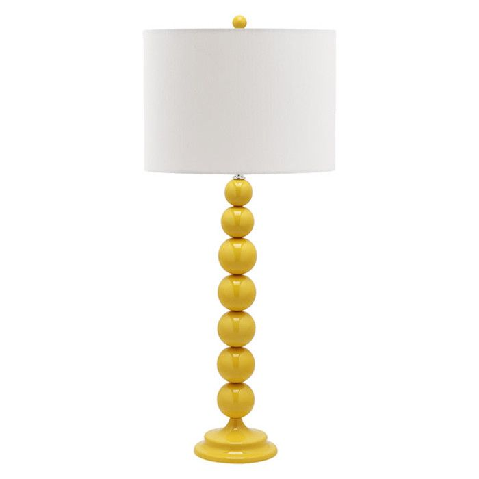 Sonia Table Lamp Looks Like A Beaded Necklace Fun Productdesign