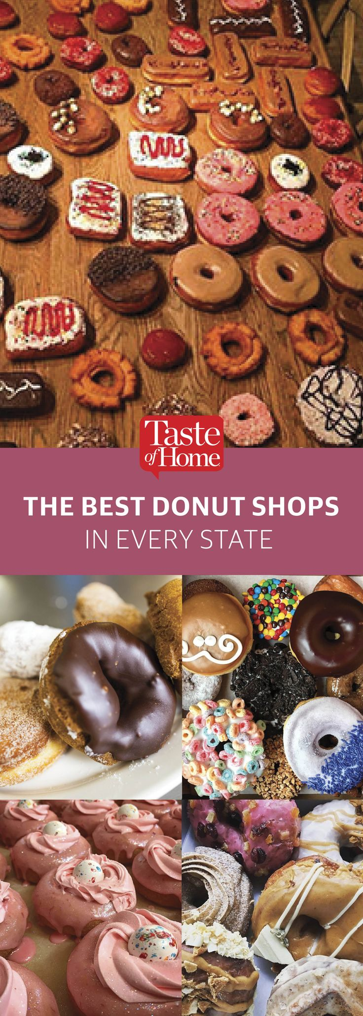 The Best Donut Shops in Every State