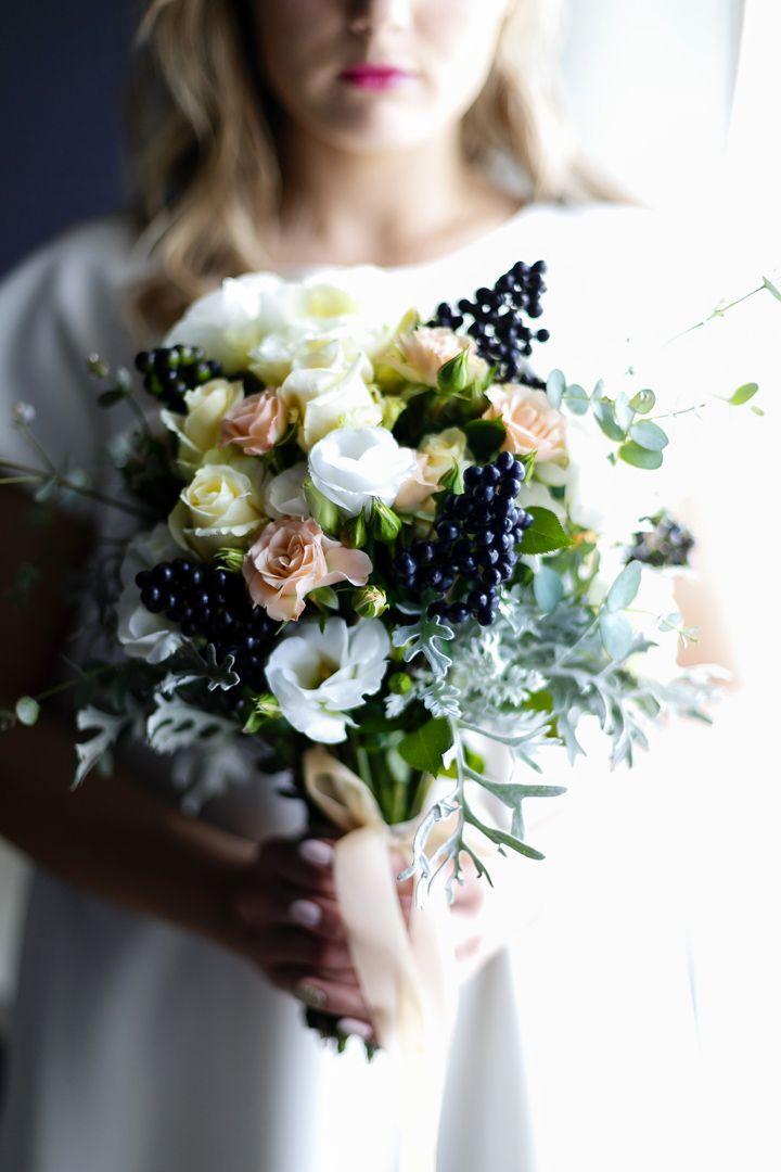 Elite Wedding bouquet photographed by www.jakubdziedzic.pl