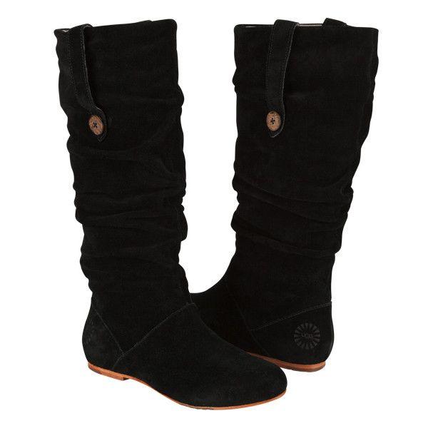 UGG Highkoo II Womens Boots found on Polyvore