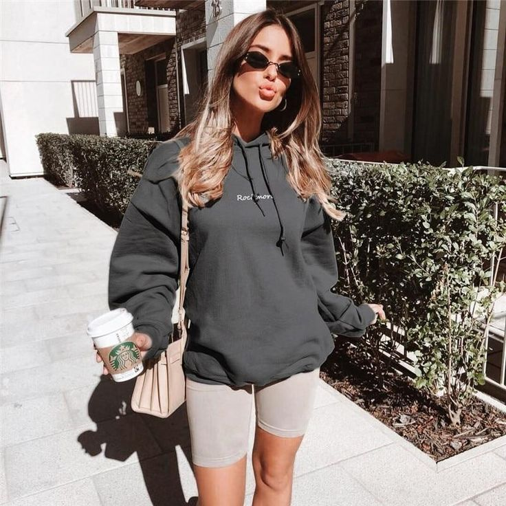 Women Oversized Hoodies Dress Female Long Sleeve Embroidery Sweatshirt Pullover 2019 Winter Fashion Loose Warm Coat Plus Size   – Products