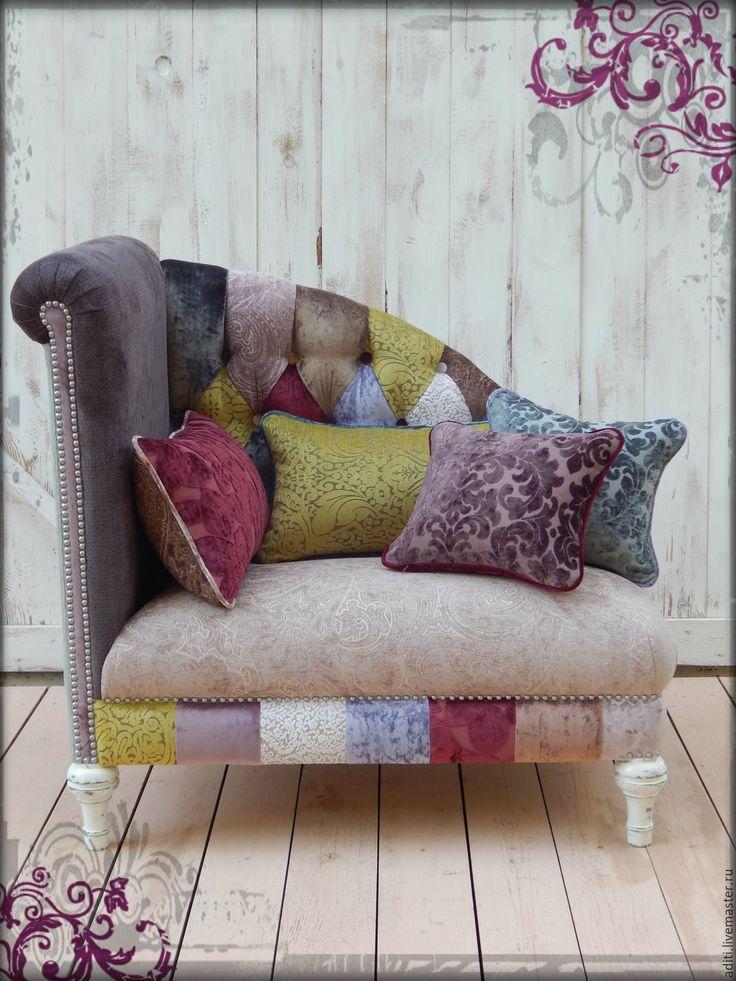 Купить тахта угловая №1 - Мебель, пэчворк, диванчик, тахта, интерьер, идеи для дома