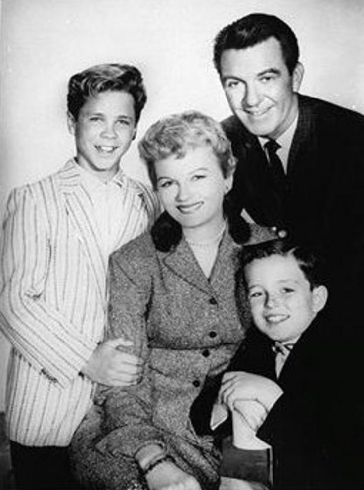1950's - Leave it to Beaver.  My all-time favorite tv show!