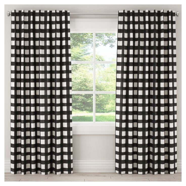 best 25 buffalo check curtains ideas on pinterest buffalo plaid curtains gingham curtains. Black Bedroom Furniture Sets. Home Design Ideas