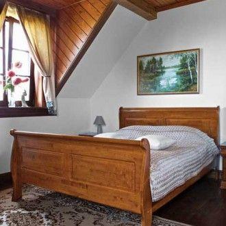 Jedna z sypialni dla gości.