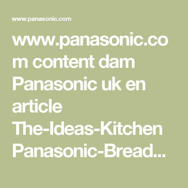 www.panasonic.com content dam Panasonic uk en article The-Ideas-Kitchen Panasonic-Breadmaker-Recipe-Roaster-Pepper-and-Chorizo-Bread.pdf