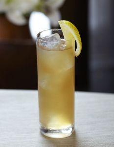 """Maple Lemonade"" - Lemonade and Crown Royal Maple. #Cocktail #Cocktails #Whisky"