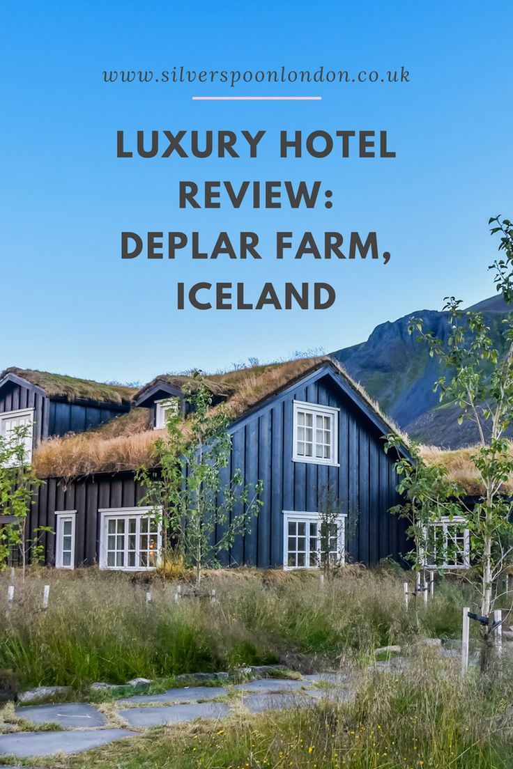 Blogger review of Deplar Farm, by Eleven Experience. A super luxury experiential hotel in Iceland by luxury travel and lifestyle blogger Angie Silver.