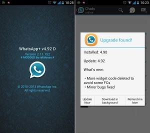 Descargar WhatsApp Plus para Sony Xperia no es imposible