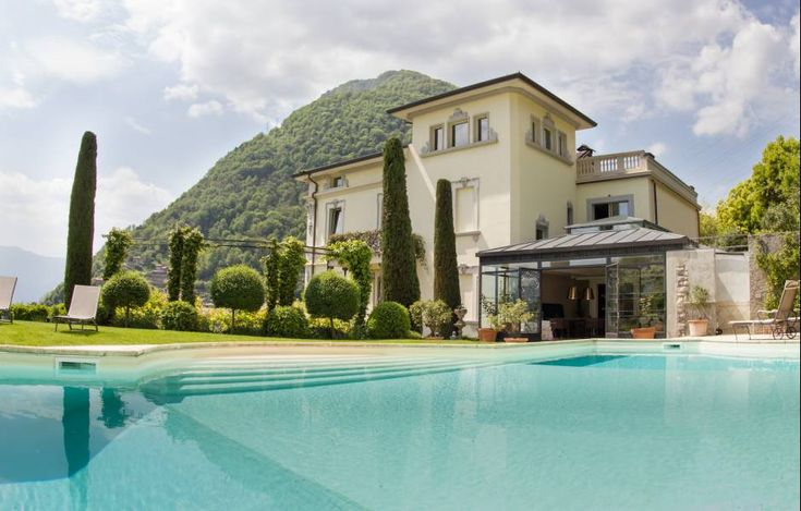 Luxury Villa Rental Lake Como | Prestige Villa Concetta, Argegno, Lake Como, Italy