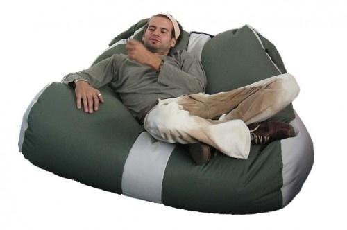 Ručně vyráběný sedací vak - http://www.vybersito.cz/zbozi/21840/sedaci-vaky/sedaci-vak-wegett-mega/