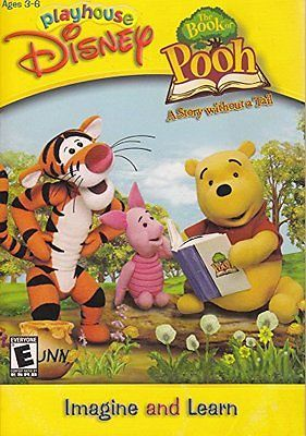 XSDE-125824-The Book of Pooh [CD-ROM] Windows NT / Mac / Linux / Unix / Windows