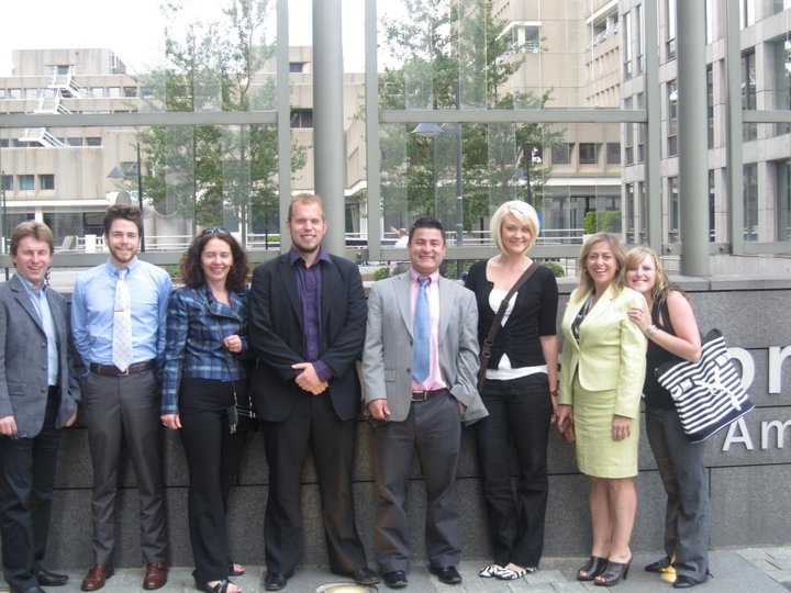 Doing Business in Europe Summer School 2011. At the Hanze University of Applied Sciences Groningen (the Netherlands)