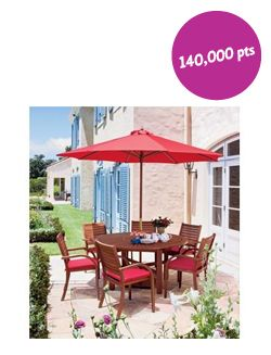 Garden Furniture Set  #pinforpoints