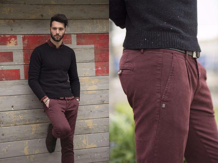 Il #pantalone #40weft. Cercalo in tutti gli store rivenditori e anche su www.40weft.com
