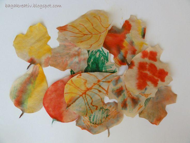 Baga Kreatív oldala: ősz