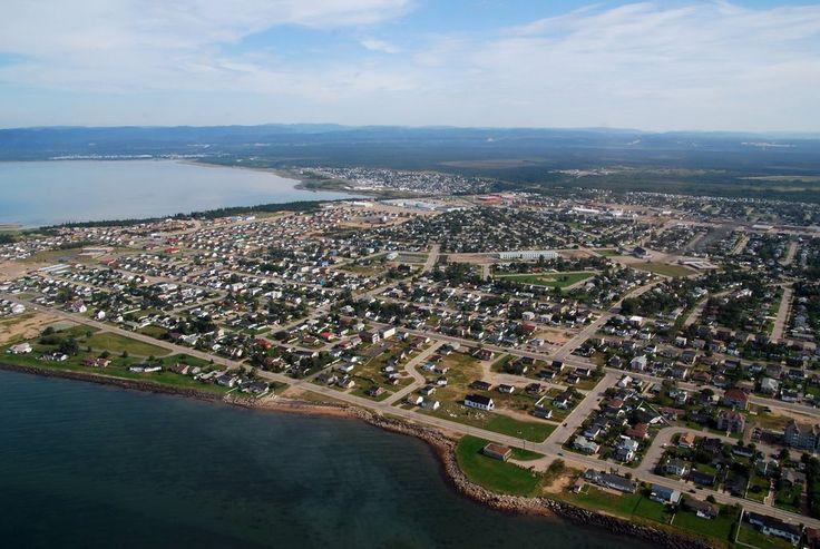 Ville de Sept Iles canada