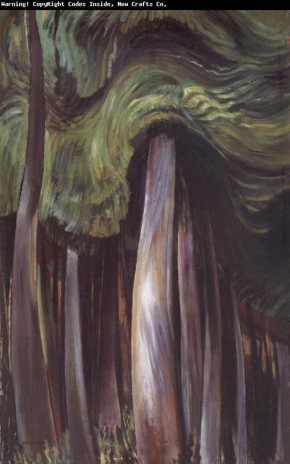 Emily Carr, Canadian artist of influence...