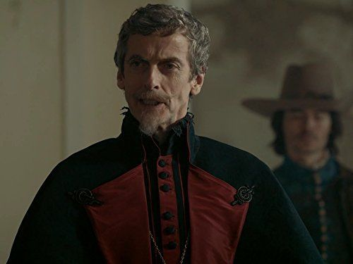 Peter Capaldi in The Musketeers (2014)