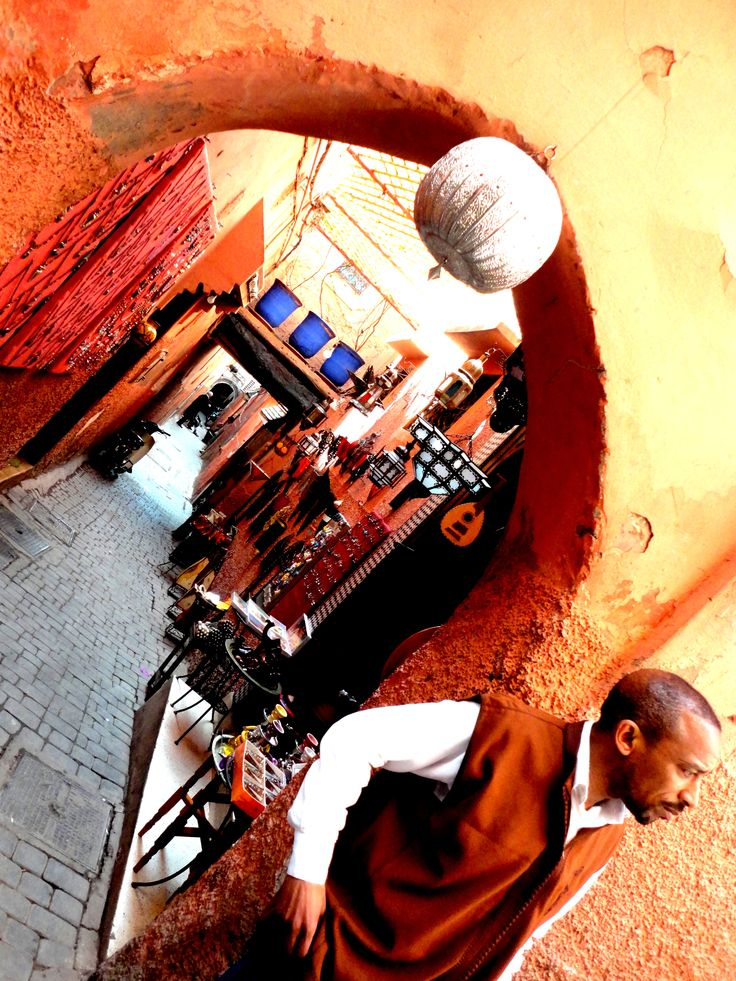 Marrakesh Market,Morroco