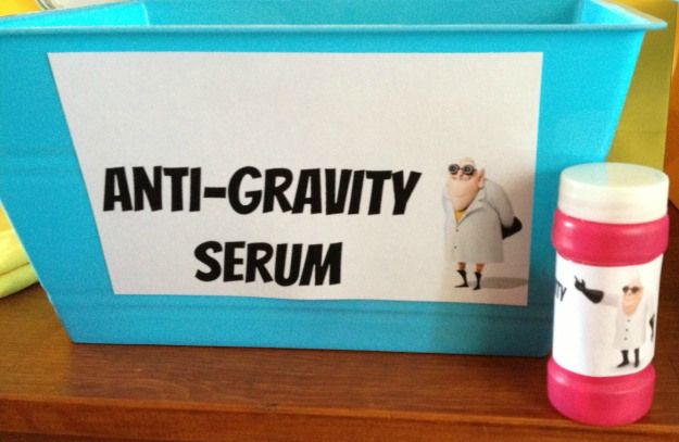Anti Gravity Serum