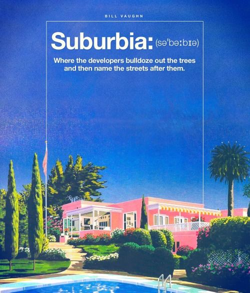 Suburbia-Definition