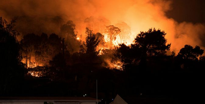 If you're discussing bushfires there are lots of videos + resources here to help (all ages): http://splash.abc.net.au/home#!/topic/494522/bushfires…