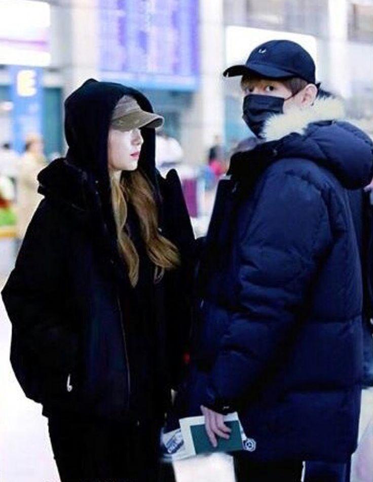 Irene and Taehyung