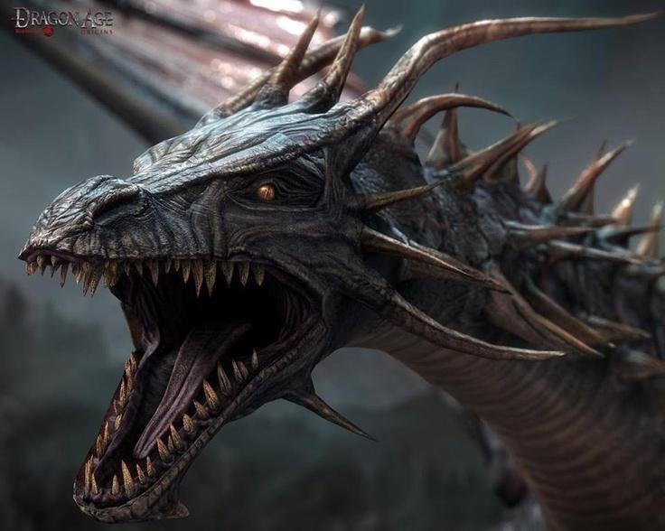 dragon age high dragon