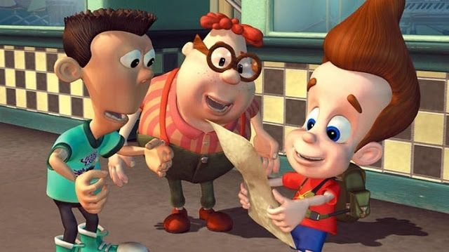 Jimmy Neutron Star Rob Paulsen Says A Reboot Wouldn T Be Surprising Jimmy Neutron Rob Paulsen Childhood Tv Shows