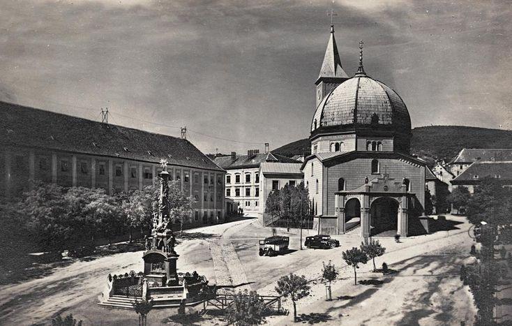 Széchenyi tér.