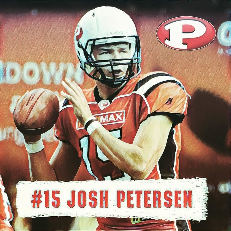 Hamburg Pioneers starting QB Josh Petersen trying to make it to the national team for the 2017 world games #football #ball #pass #footballgame #footballseason #footballgames #footballplayer #joshpetersen #pass #jersey #stadium #field #yards #hamburg #worldgames #pads #touchdown #catch #quarterback #nationalmannschaft #grass #nfl #superbowl #kickoff #run #gobigred #stadtparkpower #pioneers #onefootballfamily #finish