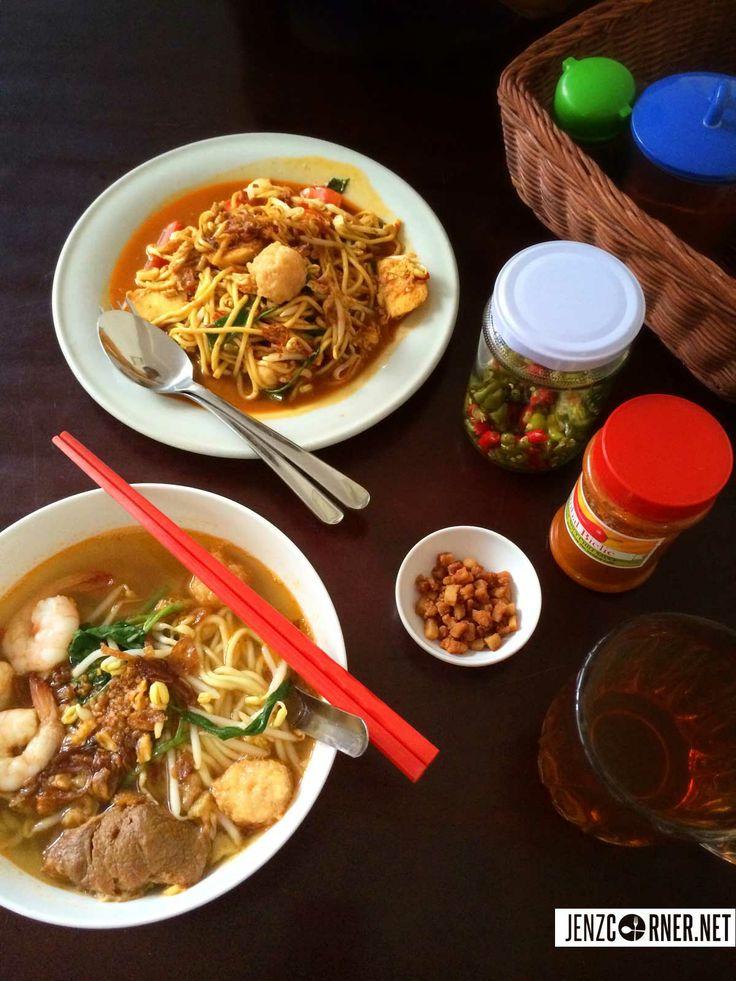 Lotus Mie Udang Singapore Komplek Karina Sayang 2 blok B no.5 Jl. Jembatan Tiga North Jakarta ph. +62(21) 6627018  Operating hours: 07:00 – 18:00