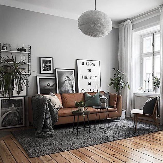A Stunning Living Room Styled By Scandinavianhomes Kronfoto Vita Eos Light Shade Available Online WohnzimmerKostenlos