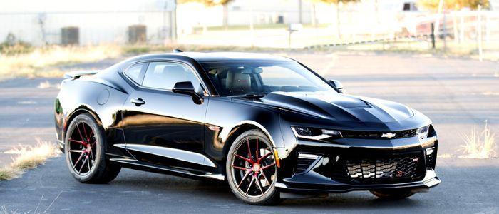 Some Chevy Dealers Will Now Sell You A 975bhp Camaro For $90k