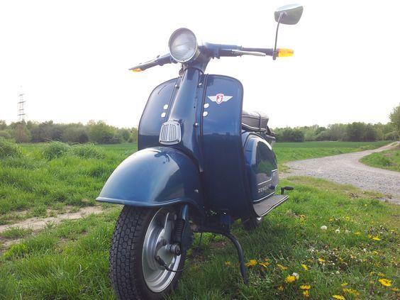 Zündapp R50 .