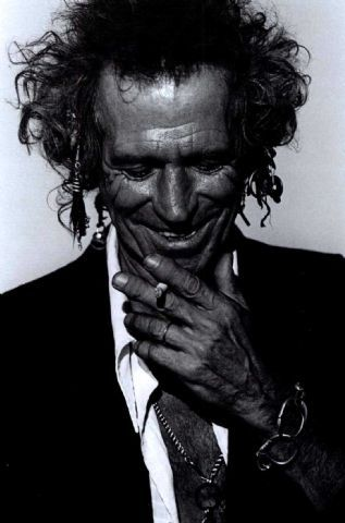 Keith by Peter Lindbergh