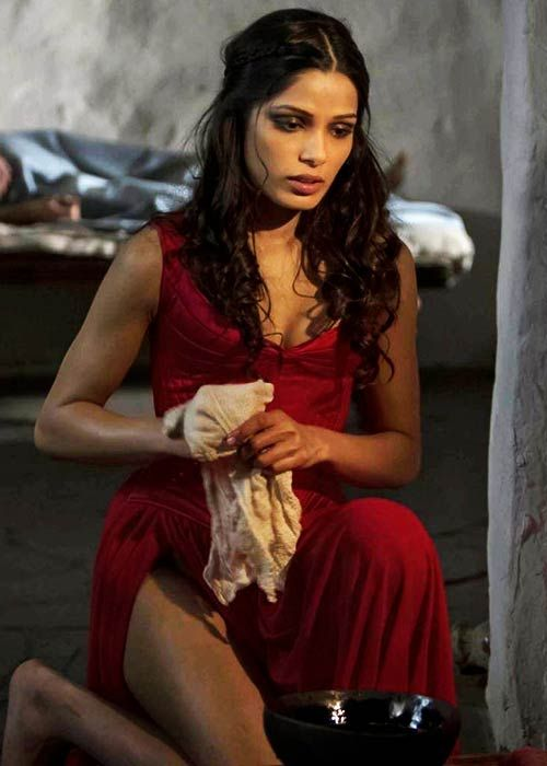 Freida Pinto in 'Immortals' (2011).