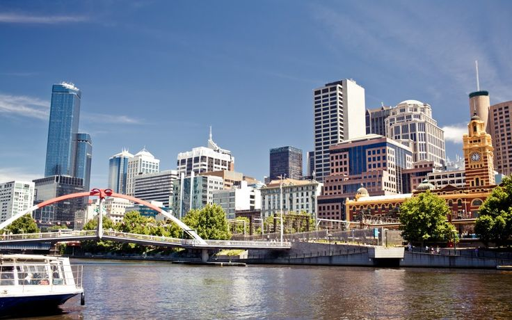 22 FREE THINGS TO DO IN MELBOURNE www.HostelRocket.com  Melbourne Australia