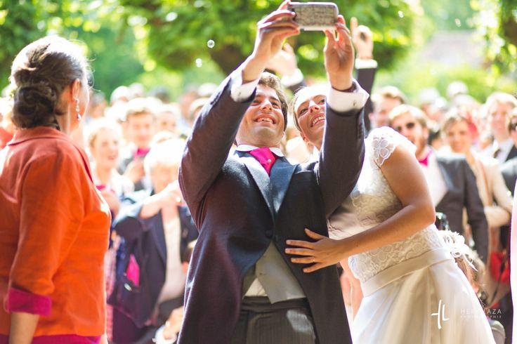 Claire et Gonzague - Le Selfie by Hery Laza on 500px