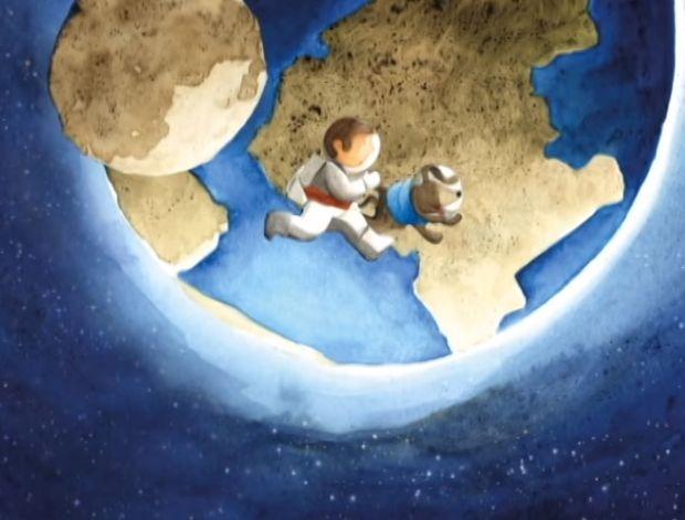 Film d'animation pour faire connaître le système solaire aux tout-petits !