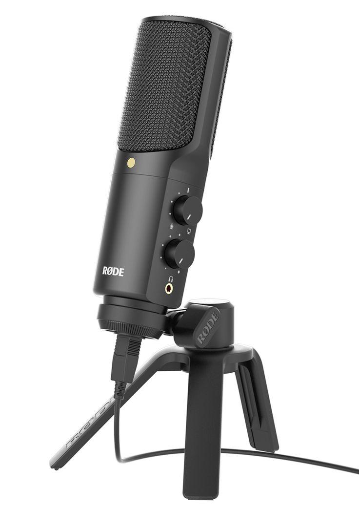 Rode NT-USB Microphone Noir - 159,00 €