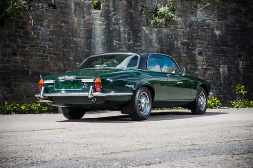 1977 Jaguar XJC One family owned & 17,000 miles - Silverstone Auctions