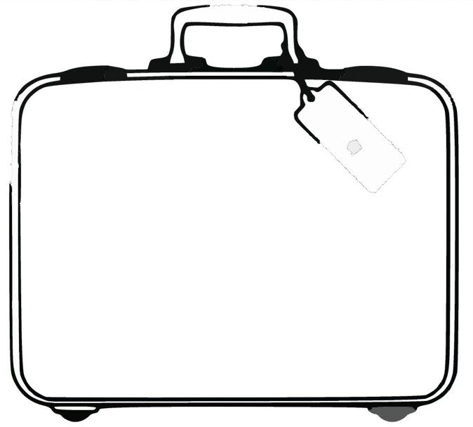 Zomer Kinder Knutsel; Werkblad Ik ga op vakantie en wat neem ik mee in mijn koffer? Wat heb ik nodig?