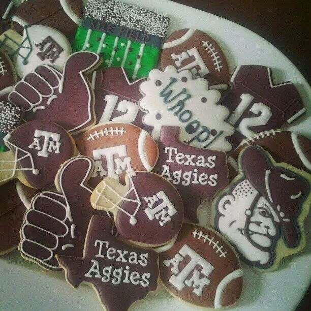 Cake Decorating Classes Plano Tx : 102 best images about Aggie Eats & Sweets on Pinterest ...