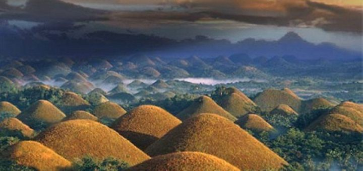 Hills of Chocolate Philippines